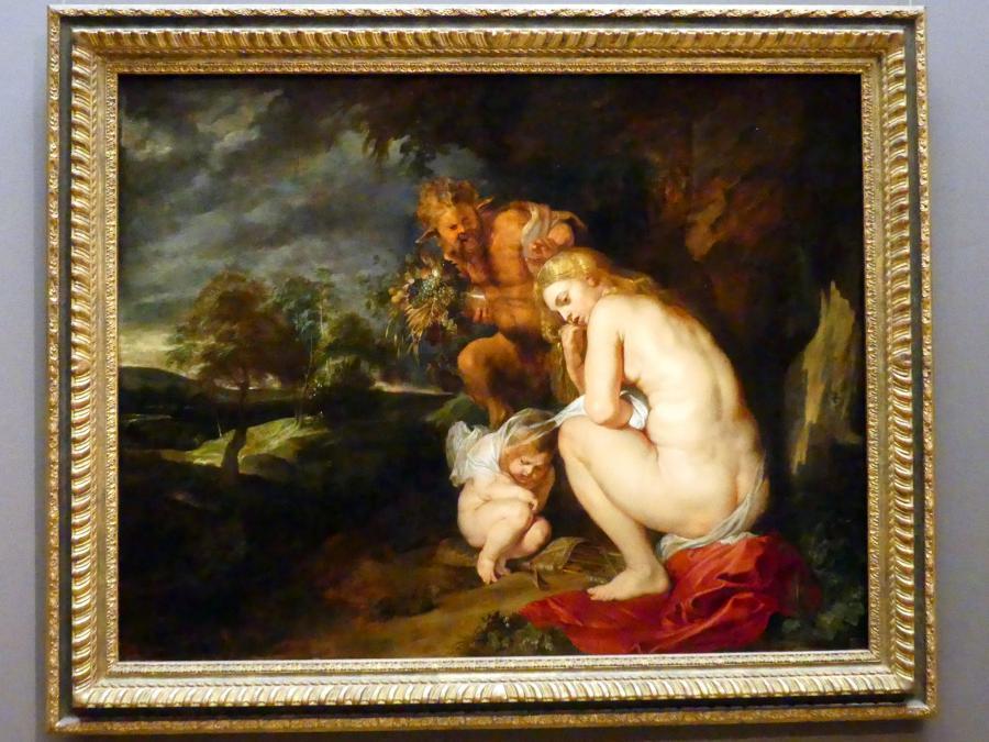 Peter Paul Rubens: Venus Frigida, 1614