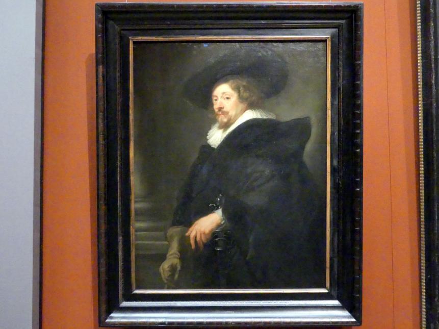 Peter Paul Rubens: Selbstbildnis, 1638 - 1640