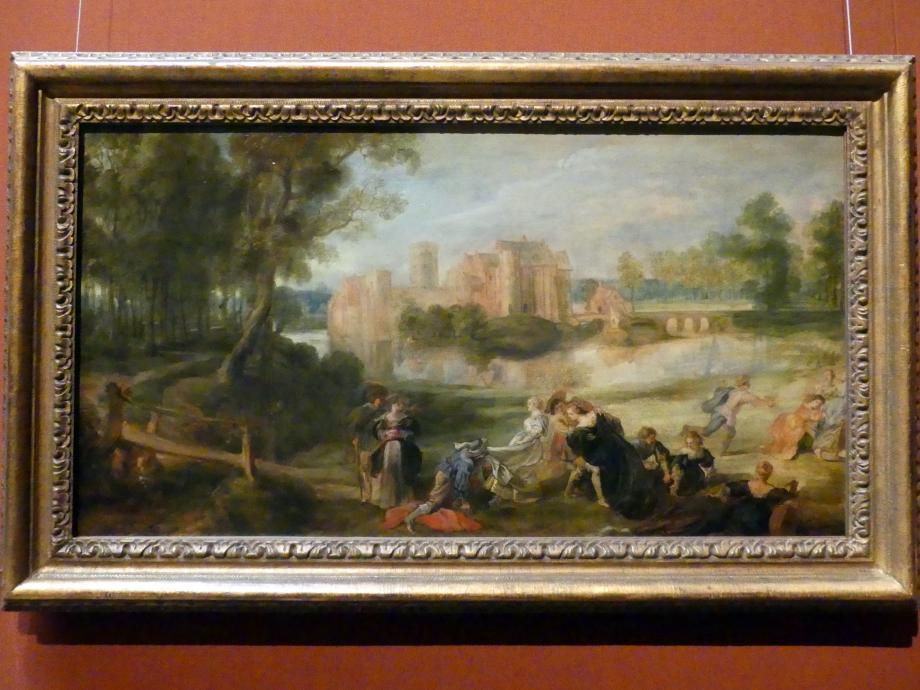 Peter Paul Rubens: Der Schlosspark, um 1632 - 1635