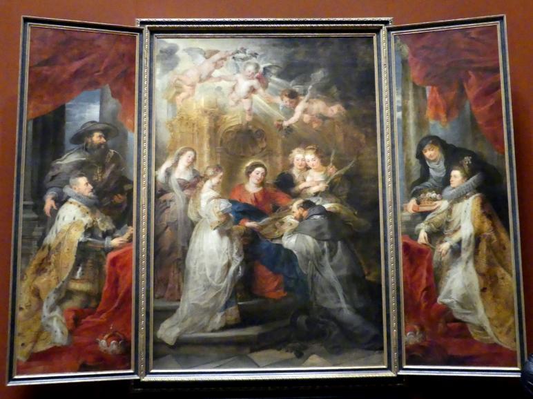Peter Paul Rubens: Ildelfonso-Altar, 1630 - 1632