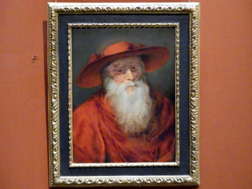 Peter Paul Rubens: Der hl. Hieronymus in Kardinalstracht, 1625 - 1630