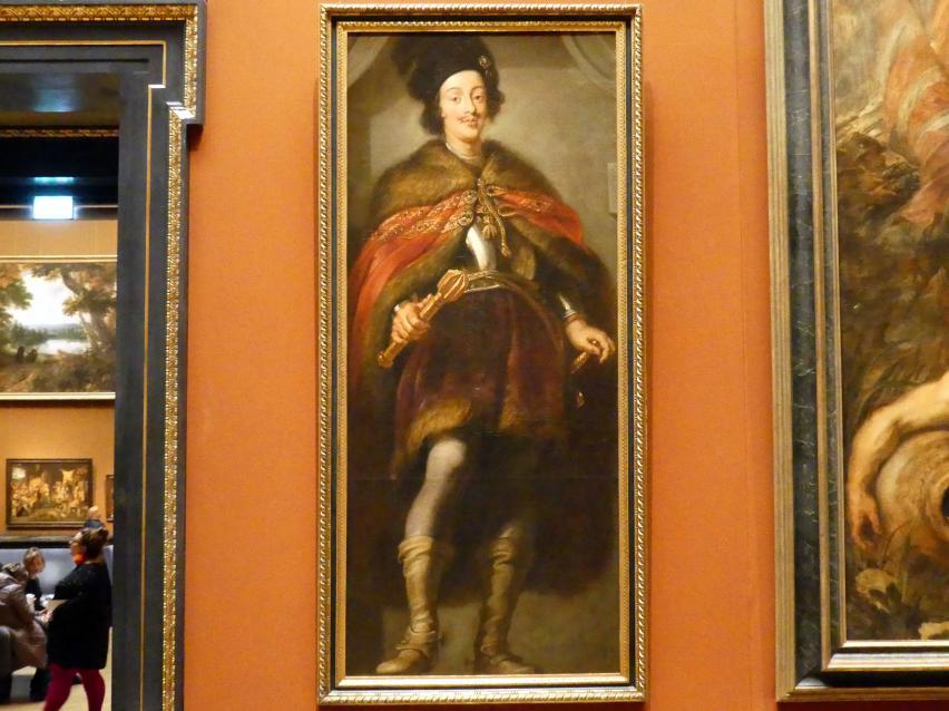 Jan van den Hoecke: König Ferdinand von Böhmen und Ungarn, 1634 - 1635