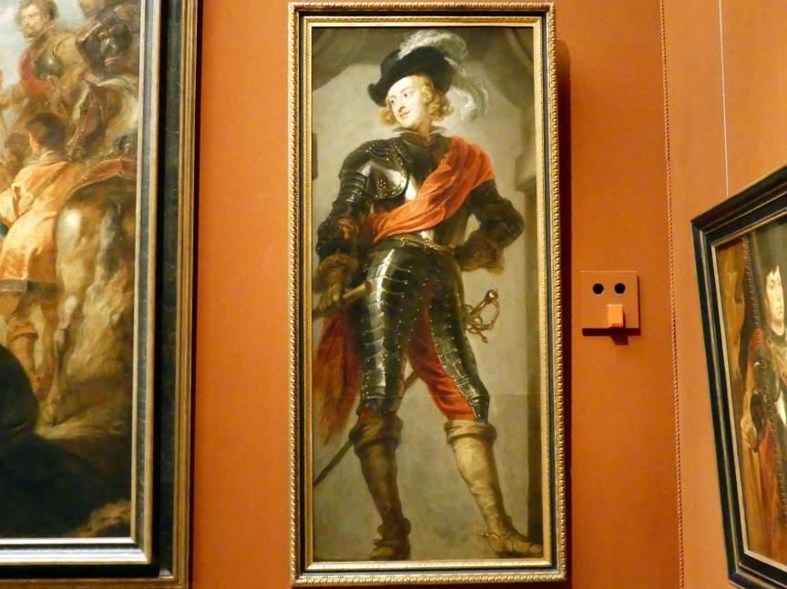 Jan van den Hoecke: Kardinal-Infant Ferdinand, um 1634 - 1635