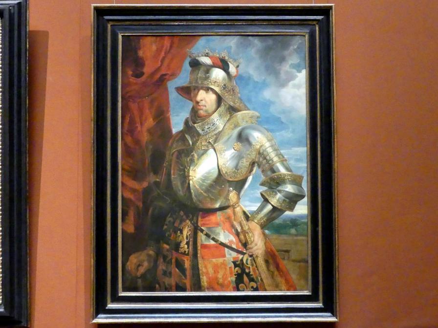 Peter Paul Rubens: Kaiser Maximilian I., um 1618