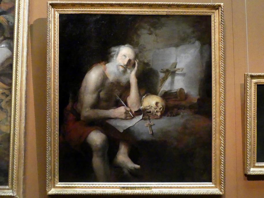 Christopher Paudiß: Hl. Hieronymus, um 1656 - 1658
