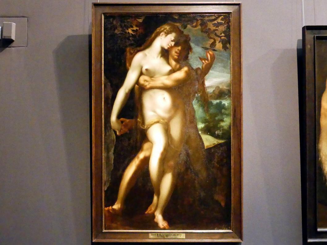 Bartholomäus Spranger: Adam und Eva, nach 1593