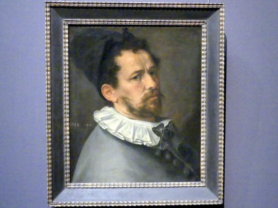 Bartholomäus Spranger: Selbstbildnis, um 1580 - 1585