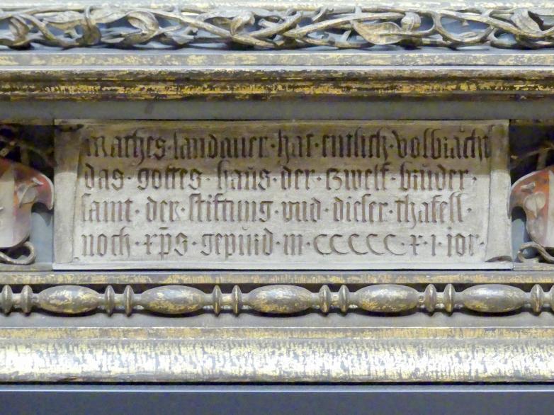 Albrecht Dürer: Allerheiligenbild (Landauer-Altar), 1511