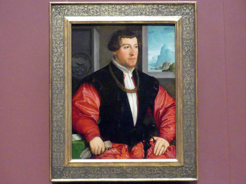 Christoph Amberger: Christoph Baumgartner, 1543
