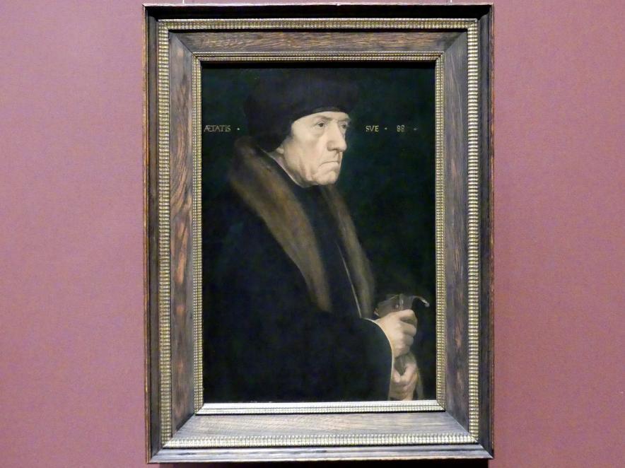 Hans Holbein der Jüngere: Dr. John Chambers, 1543