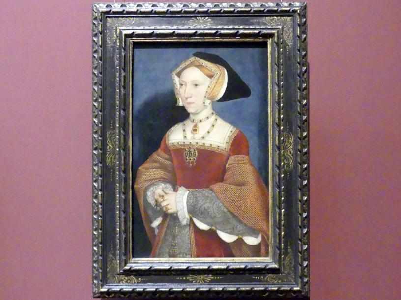 Hans Holbein der Jüngere: Jane Seymour, um 1536 - 1537