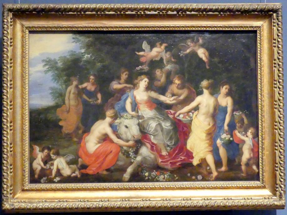 Hendrik van Balen der Ältere: Europa auf dem Stier, 1625 - 1632