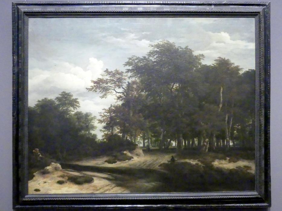 Jacob van Ruisdael: Der große Wald, Um 1655 - 1660