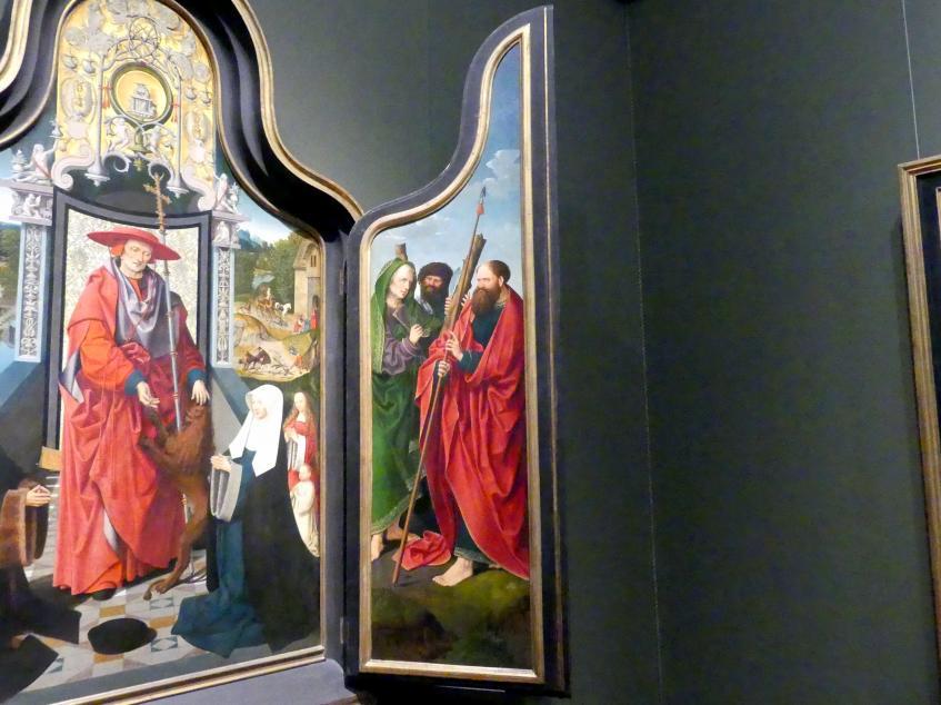Jacob Cornelisz. van Oostsanen: Hieronymusaltar, 1511, Bild 4/7