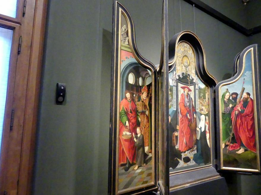 Jacob Cornelisz. van Oostsanen: Hieronymusaltar, 1511, Bild 5/7