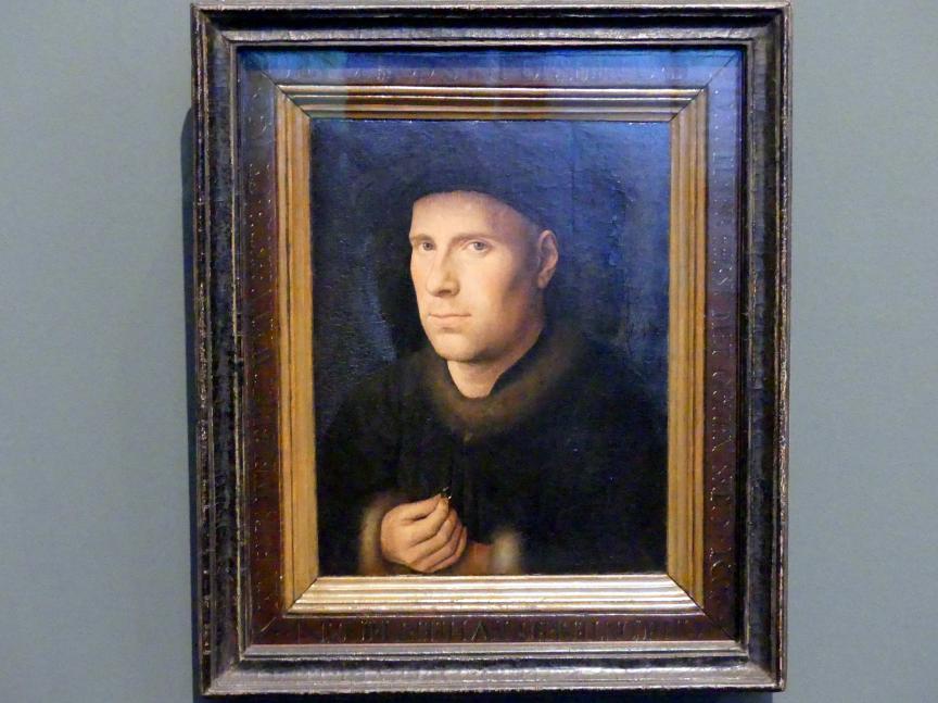 Jan van Eyck: Der Goldschmied Jan de Lesuw, 1436