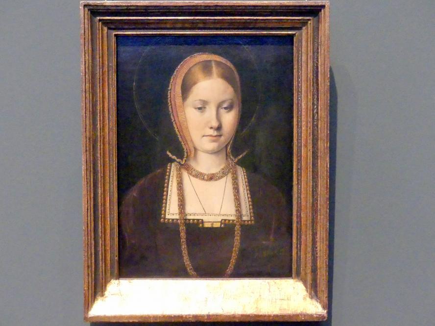 Michel Sittow: Katharina von Aragon (?), Um 1503 - 1504