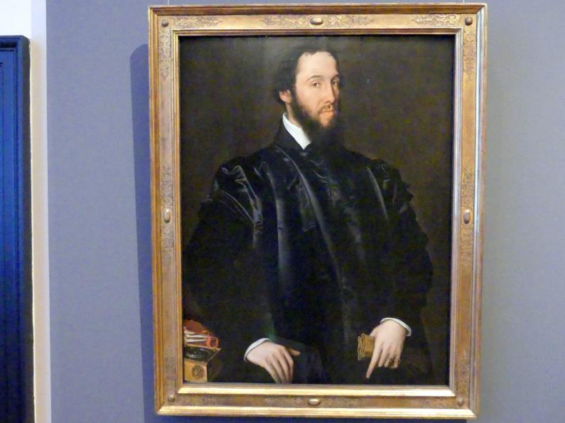 Anthonis Mor: Anton Perrenot de  Granvella, 1549