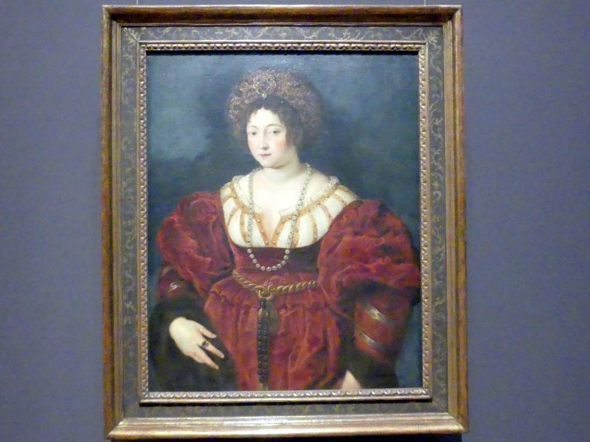 Peter Paul Rubens: Isabella d'Este, 1600 - 1601
