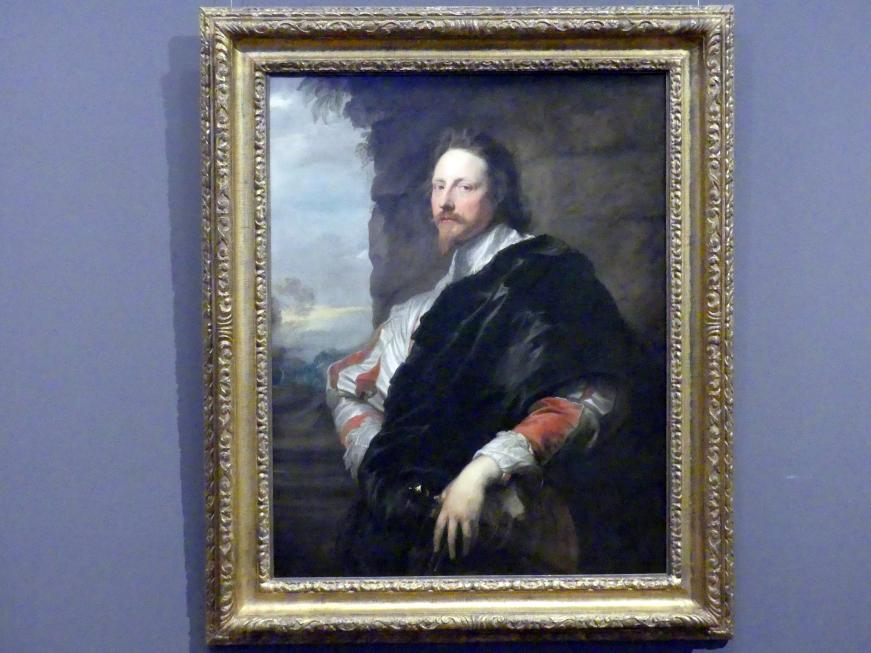 Anthonis (Anton) van Dyck: Nicholas Lanier, Um 1632