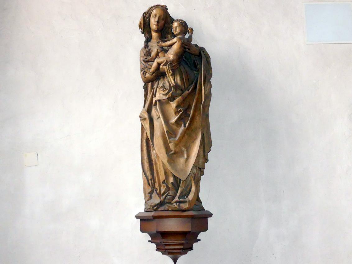 Tilman Riemenschneider: Maria mit Kind, 1485 - 1490