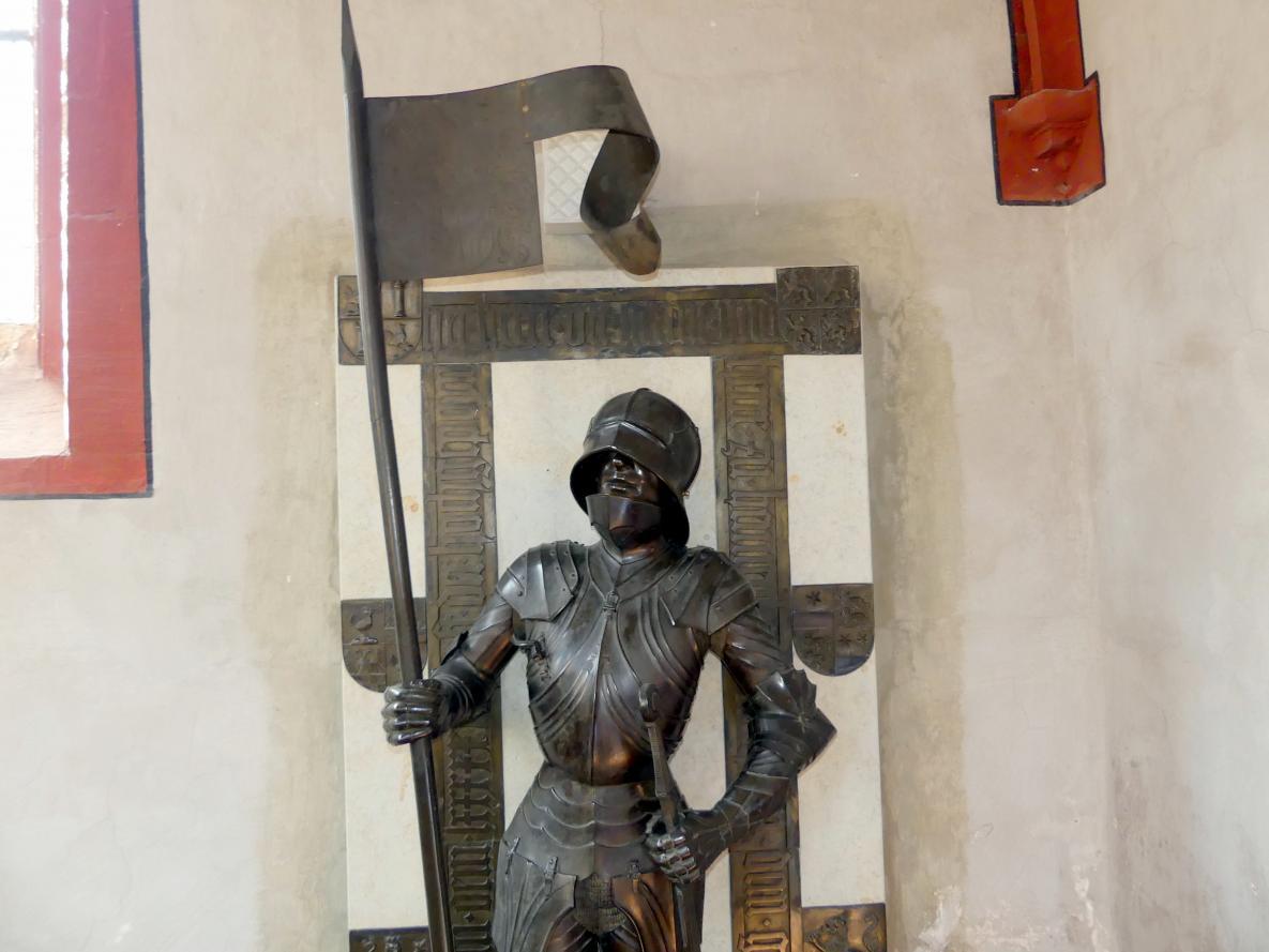 Peter Vischer der Ältere : Grabmal Graf Otto IV. von Henneberg (1437-1502), um 1488, Bild 2/4