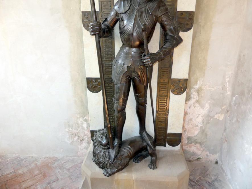 Peter Vischer der Ältere : Grabmal Graf Otto IV. von Henneberg (1437-1502), um 1488, Bild 3/4