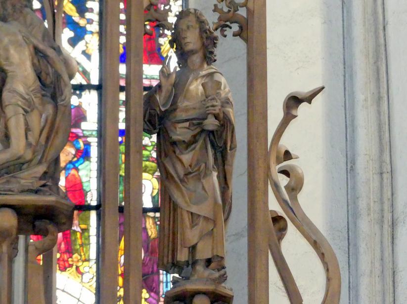 Tilman Riemenschneider: Johannes Evangelist, 1490 - 1492
