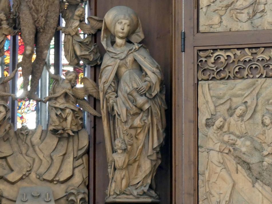 Tilman Riemenschneider: Hl. Elisabeth, 1490 - 1492