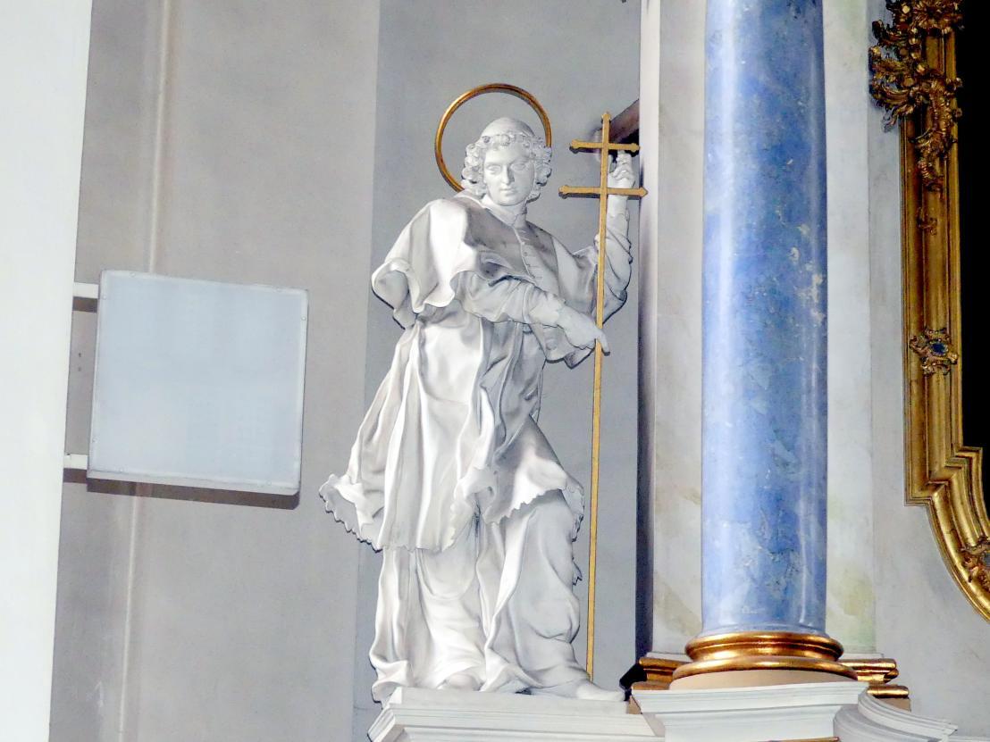 Antonio Giuseppe Bossi: Hochaltar und beide Seitenaltäre, 1747 - 1748, Bild 4/5