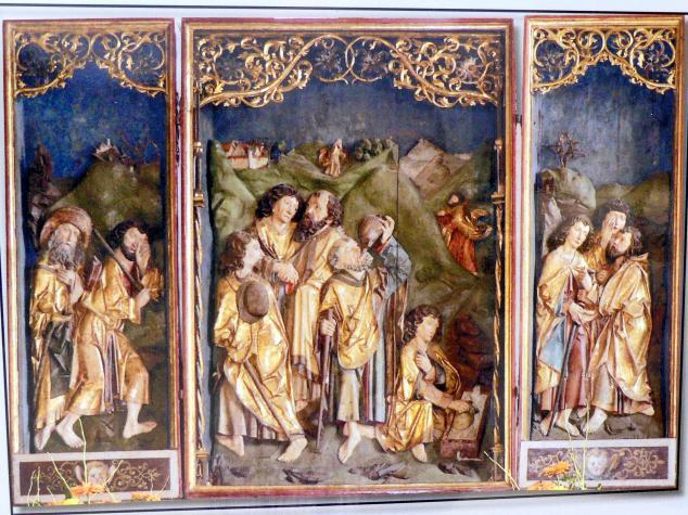 Tilman Riemenschneider: Apostelabschiedsaltar, 1491