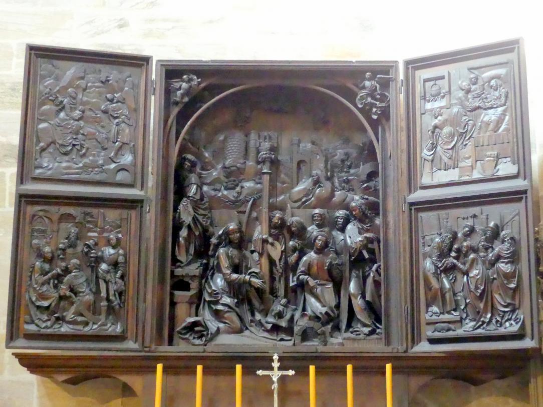 Veit Stoß: Marienaltar, 1520 - 1523