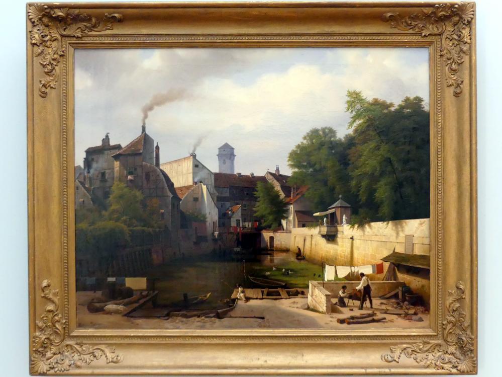 Karl Beckmann: Alt-Berlin, 1836
