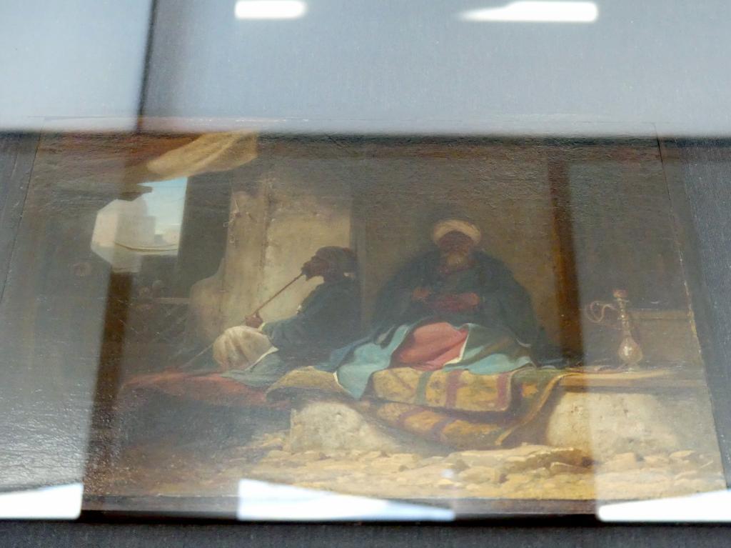 Carl Spitzweg: Im Türkischen Bazar, Um 1851 - 1855
