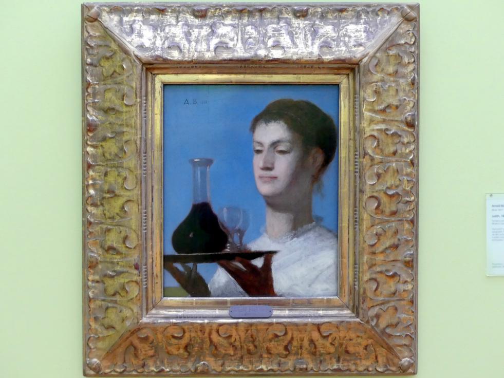 Arnold Böcklin: Judith, 1888