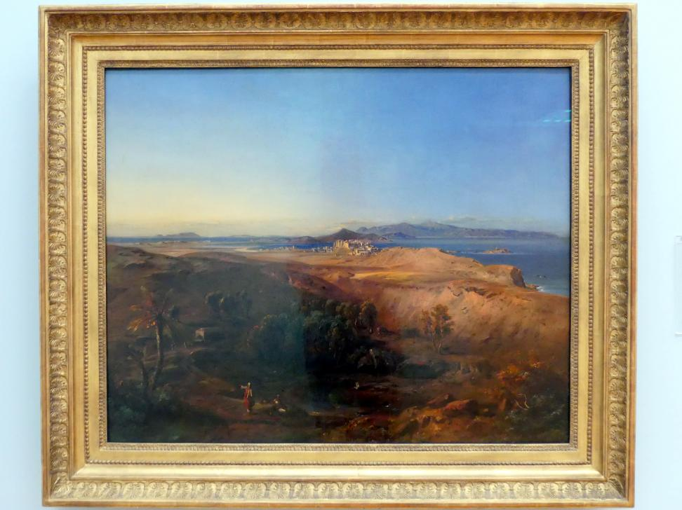 Carl Rottmann: Naxos, um 1845 - 1848