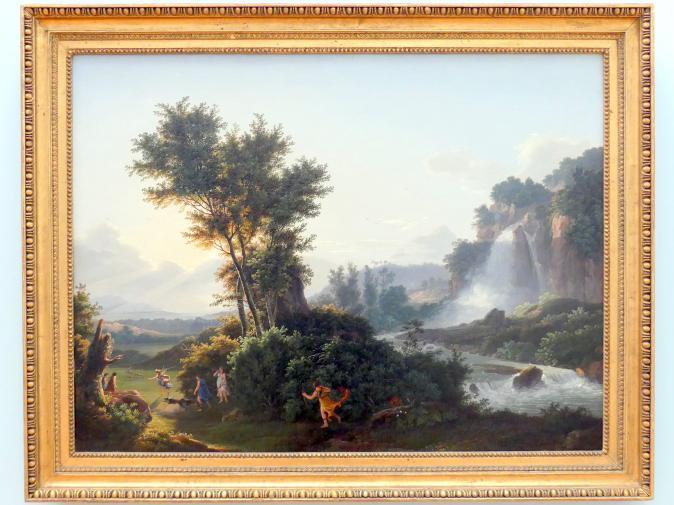 Albert Christoph Dies: Jagd der Diana, 1798, Bild 1/2