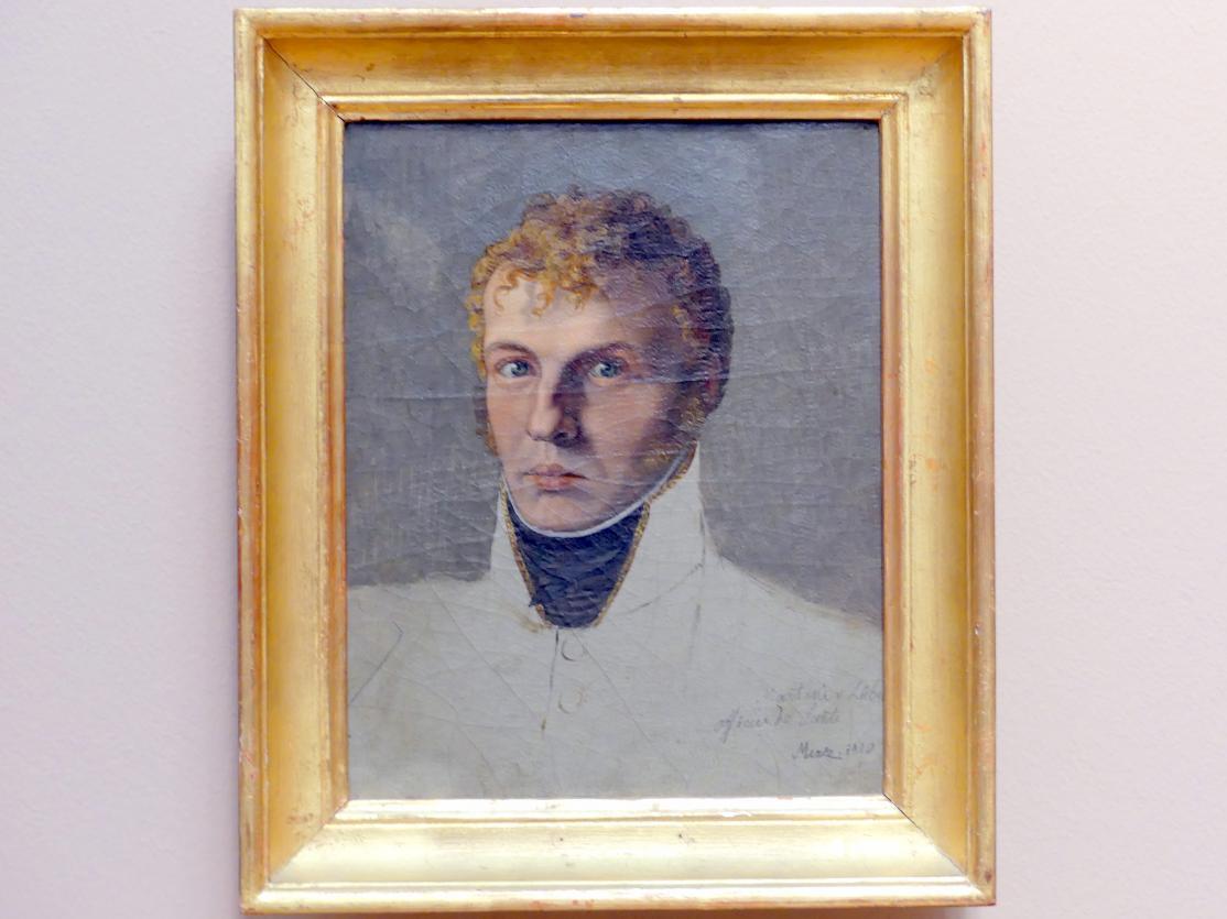 Ludwig Vogel: Bildnis Christian Jeremias Martini, 1809 - 1812