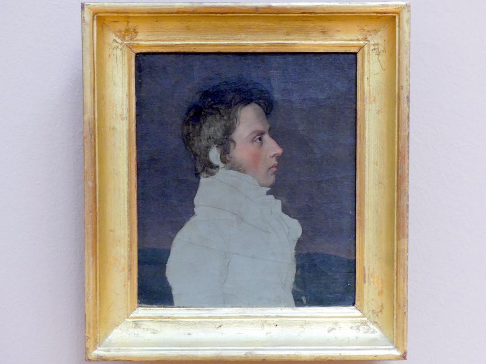 Ludwig Vogel: Bildnis Josef Sutter, 1809 - 1812