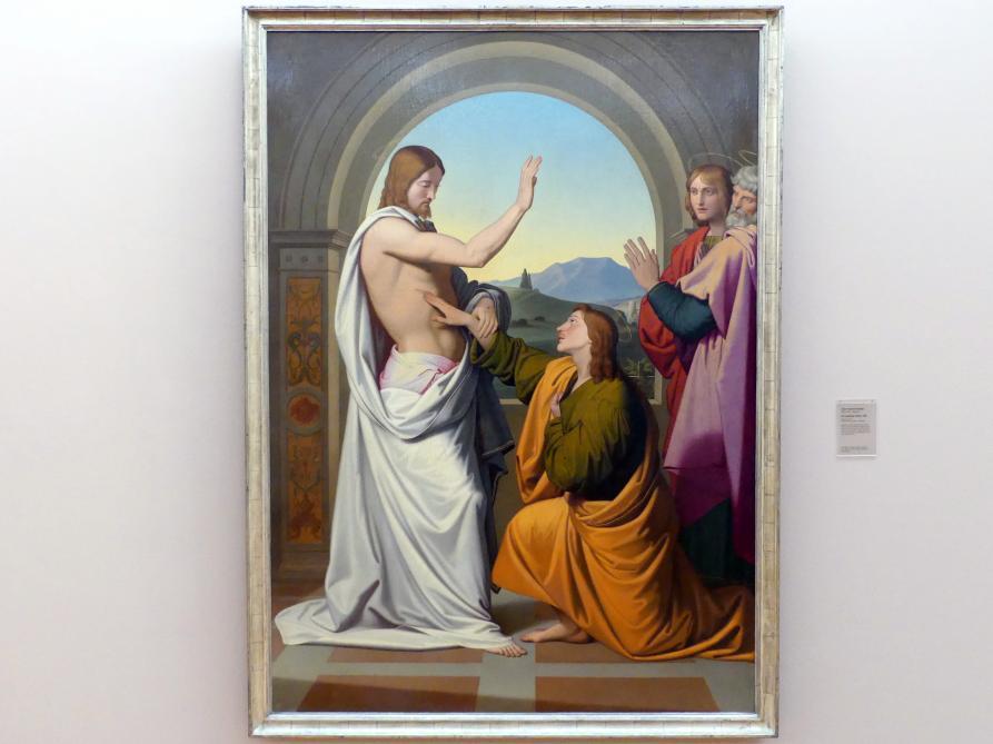 Friedrich Overbeck: Der ungläubige Thomas, 1851, Bild 1/2