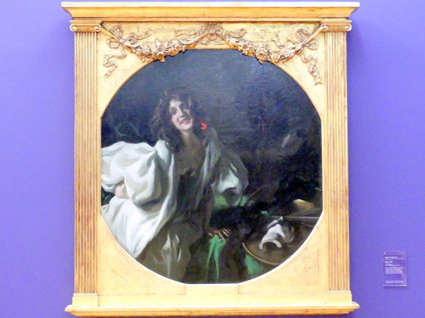 Hugo von Habermann: Salome, 1897