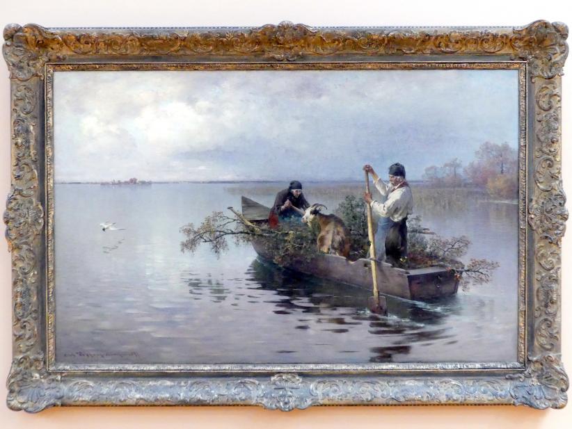 Joseph Wopfner: Herbst, 1897
