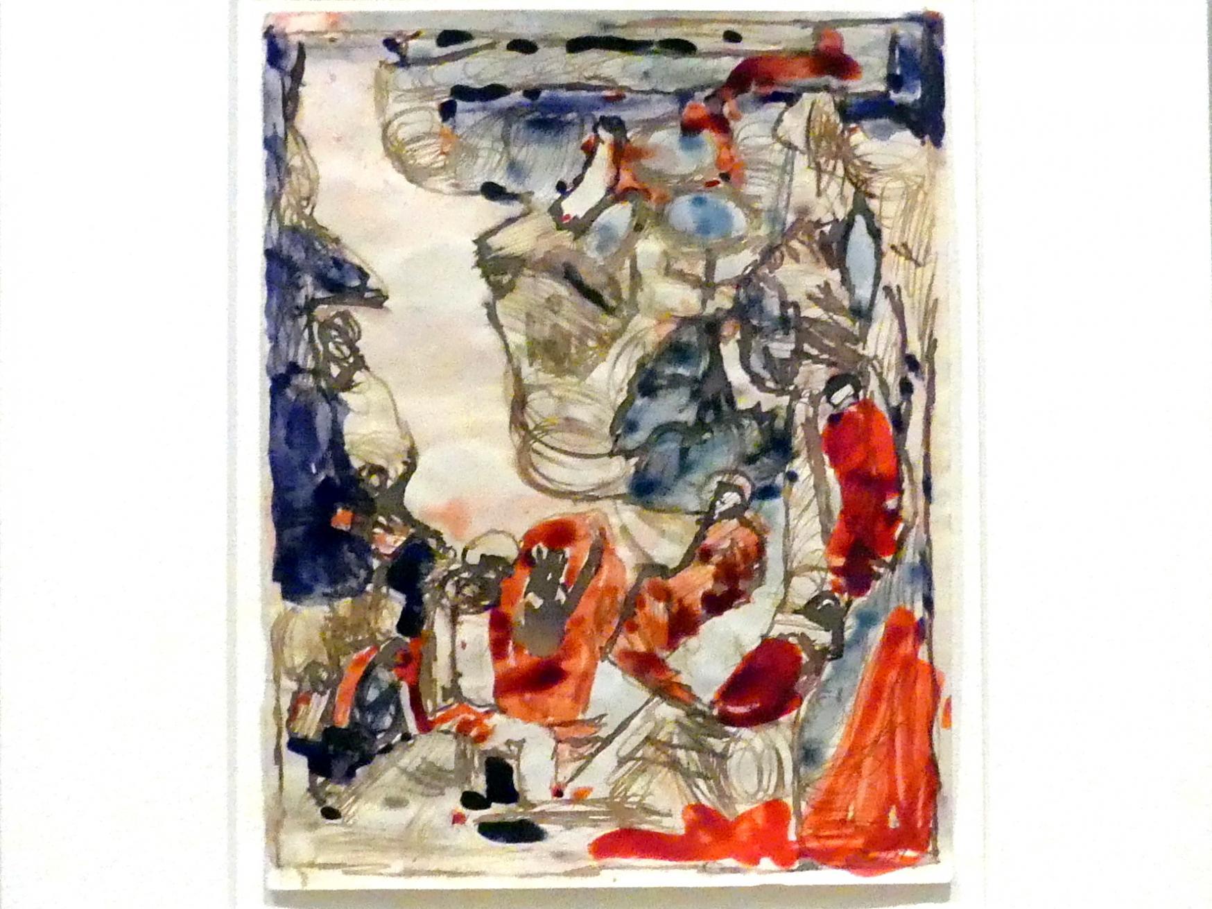 Adolf Hölzel: Der Kunstmord an der Akademie der Bildenden Künste, Undatiert