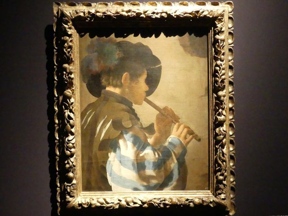 Hendrick ter Brugghen: Querflötenspieler, 1621