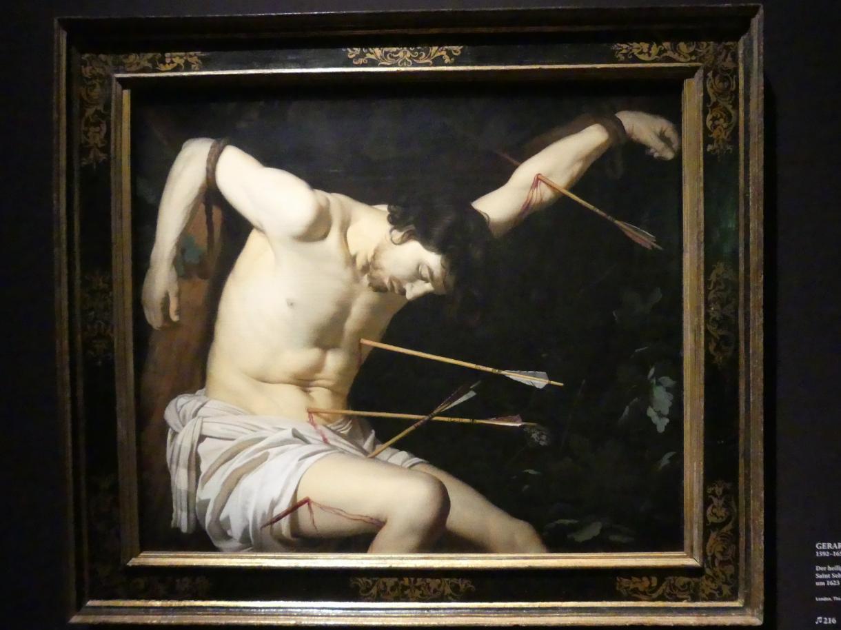Gerrit van Honthorst (Gerard van Honthorst): Der heilige Sebastian, Um 1623