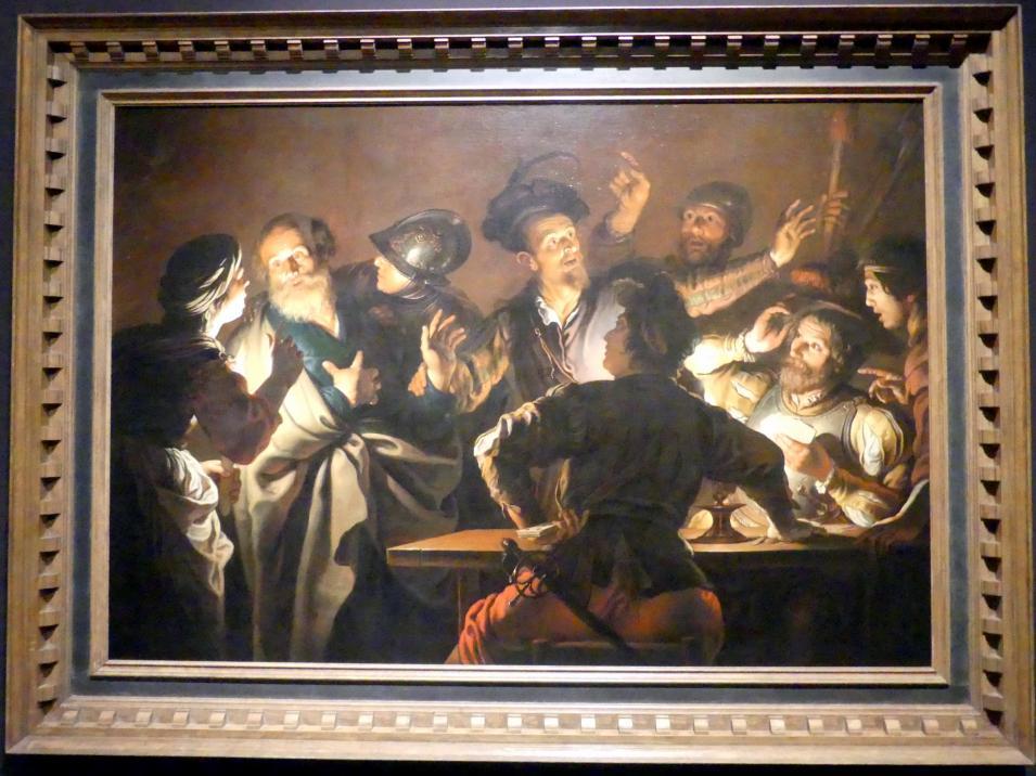Gerard Seghers: Die Verleugnung Petri, Um 1620 - 1625