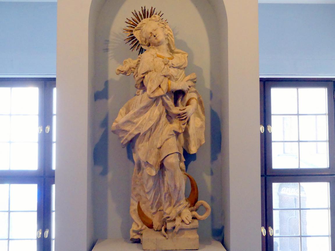 Ehrgott Bernhard Bendl: Maria Immaculata, um 1690