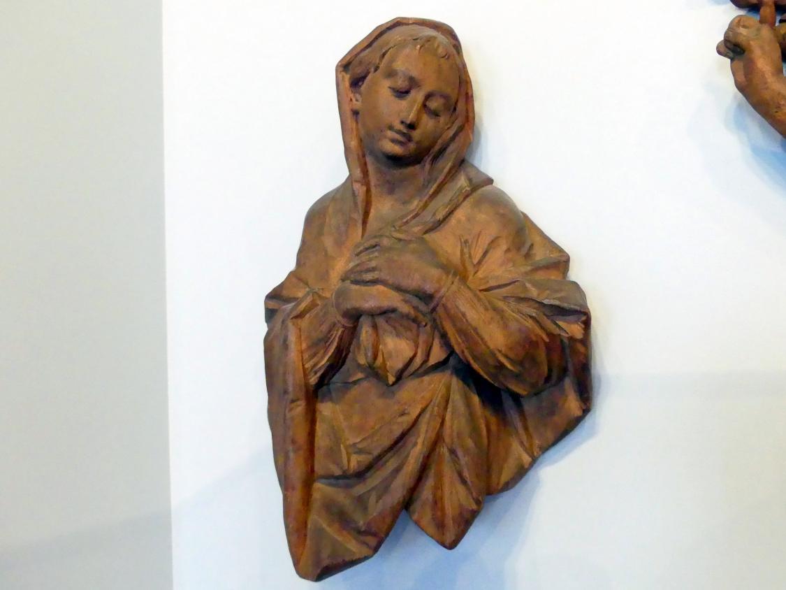 Ignaz Günther: Maria der Verkündigung, um 1760