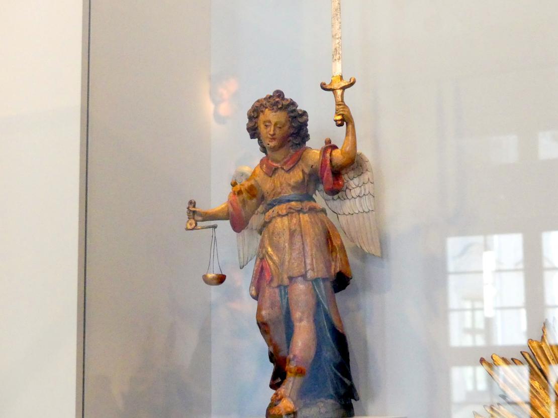 Heiliger Michael, Um 1650
