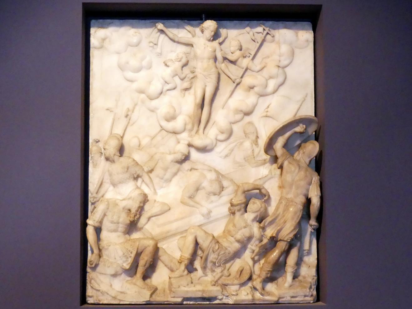 Willem van den Broeck: Auferstehung Christi, 1560